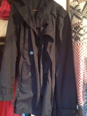 Dunkelblauer Mantel Größe 38