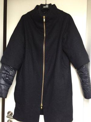 Dunkelblauer Mantel von der Firma  MALVIN  Ärmel zum raustrennen