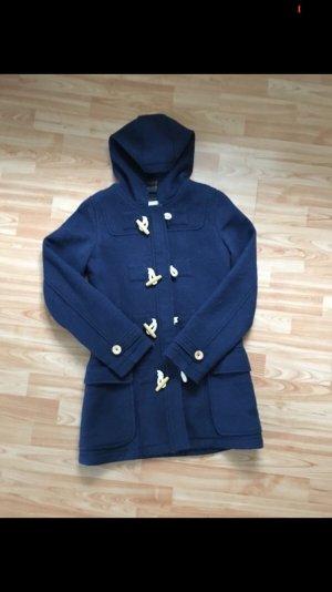 Esprit Manteau d'hiver bleu foncé