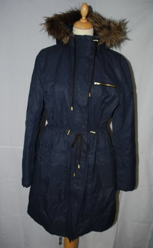 H&M Parka dark blue