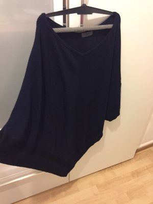 s.Oliver Poncho donkerblauw