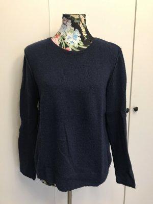H&M Crewneck Sweater blue-steel blue