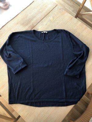 Esprit Oversized trui donkerblauw