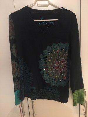 Desigual Sweater veelkleurig