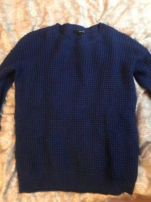 Tally Weijl Gehaakte trui donkerblauw