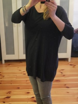dunkelblauer Pullover Größe 40