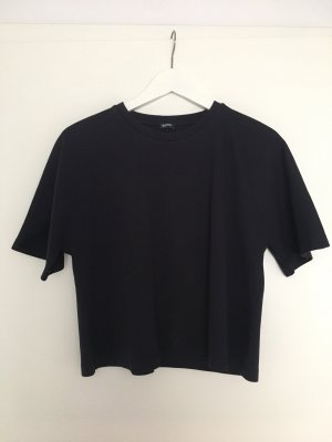Jil Sander A Line Top dark blue