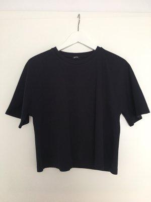 Dunkelblauer Pullover von Jil Sander