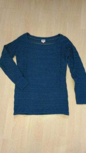 Dunkelblauer Pullover von Only