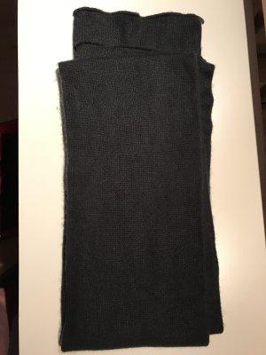 Dunkelblauer Schal sehr warm