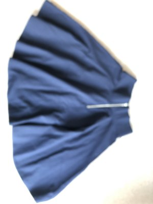 Orsay Balloon Skirt dark blue mixture fibre