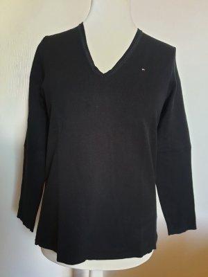 dunkelblauer Tommy Hilfiger Pullover Gr. XL