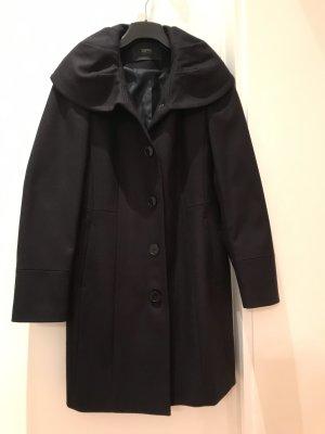 Esprit Cappotto in lana blu scuro