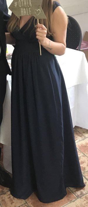 Dunkelblaues Abendkleid - Abiball/ Hochzeitsfeier