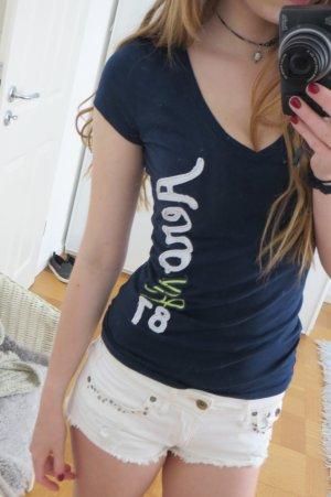 Dunkelblaues Aeropostale T- Shirt