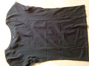 dunkelblaues Baumwollshirt von Vero moda 38