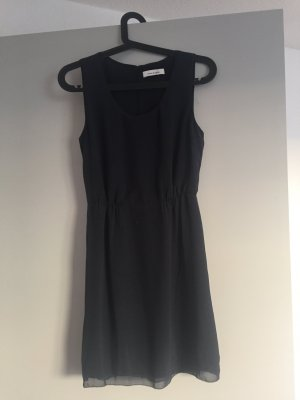 Dunkelblaues edles Kleid - Größe 34