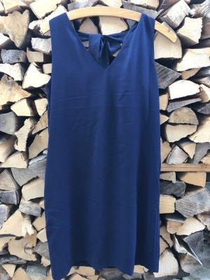 dunkelblaues fließendes Kleid (NEU)