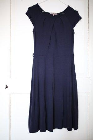 Dunkelblaues Jerseykleid - Anna Field Gr.34