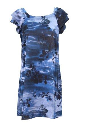 Dunkelblaues Kleid aus Seide von Autograph