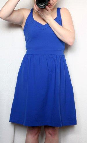 Dunkelblaues Kleid Cynthia Rowley Größe M