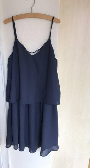 Dunkelblaues Kleid Vero Moda