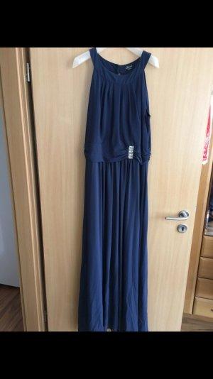 Dunkelblaues Kleid von C&A