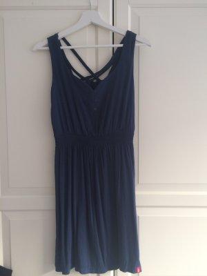 Dunkelblaues Kleid von EDC