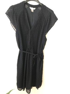 dunkelblaues Kleid von H&M, Größe 36