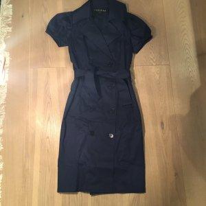 Dunkelblaues Kleid von Ralph Lauren