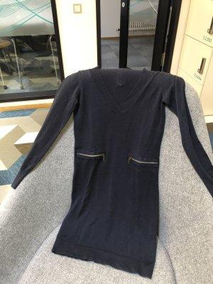 Dunkelblaues Kleid von TCM / Tchibo, Gr .36