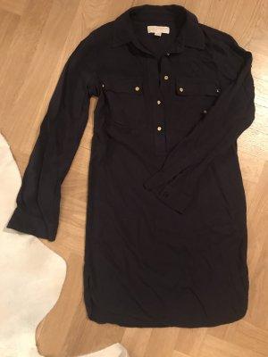 Dunkelblaues Michael Kors Kleid