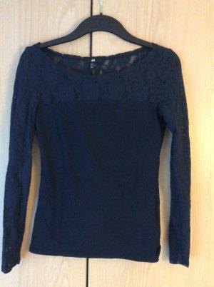H&M Sweater dark blue