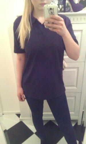 dunkelblaues Polo-Shirt von Esprit