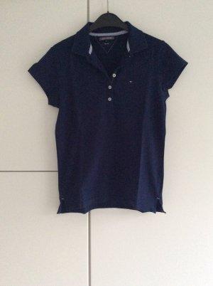 Hilfiger Polo shirt donkerblauw