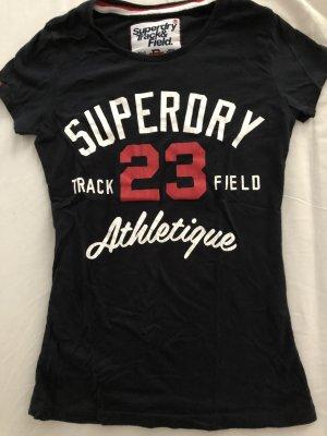 Superdry Camiseta estampada multicolor