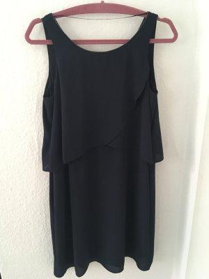 Dunkelblaues schickes Kleid von Esprit