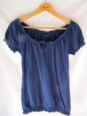 Dunkelblaues Shirt von American Eagle