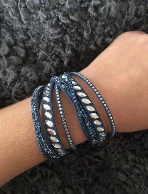 Dunkelblaues Swarovski Armband!