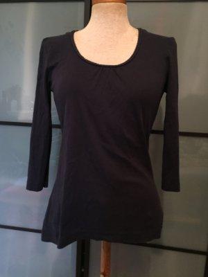 Esprit Short Sleeve Sweater dark blue-black