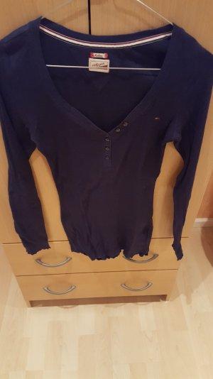 dunkelblaues Sweatshirt von Tommy Hilfiger