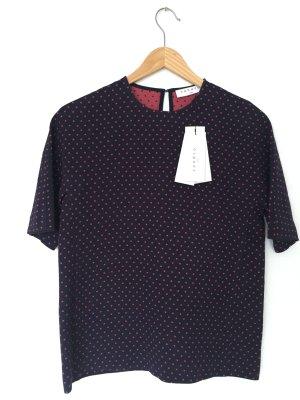 """Dunkelblaues T-Shirt """"Play"""" von Sandro NEU und ungetragen mit Etikett!"""