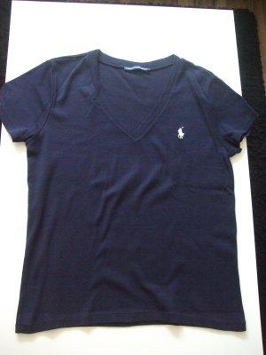 dunkelblaues T-Shirt von Ralph Lauren