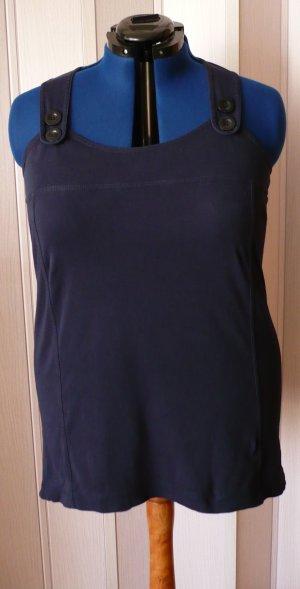Dunkelblaues Trägershirt von Ketell
