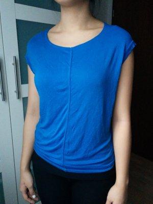 DunkelBlaues weites T-Shirt von Orsay