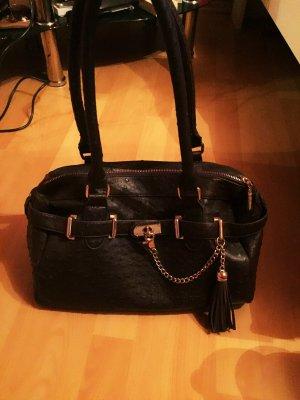 Dunkelbraune BULAGGI Handtasche