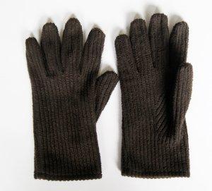 Dunkelbraune Handschuhe von Street One