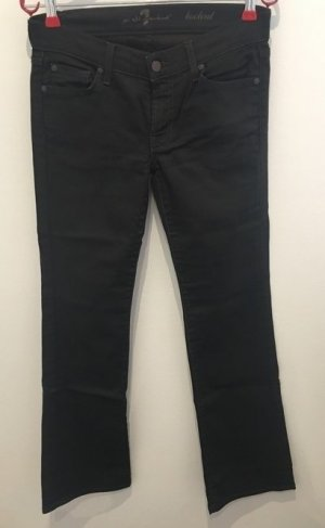 7 For All Mankind Jeans bootcut taupe