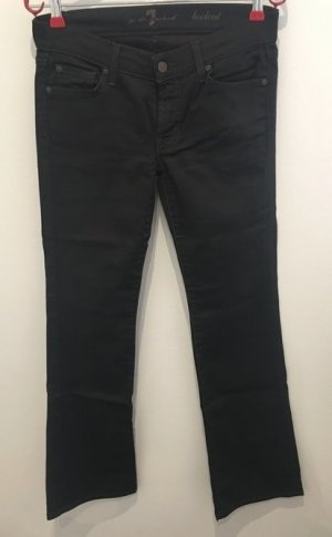 Dunkelbraune Jeans von 7forallmankind