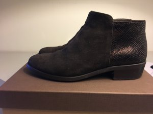 Dunkelbraune Kanna Ankle Boots in Gr.37